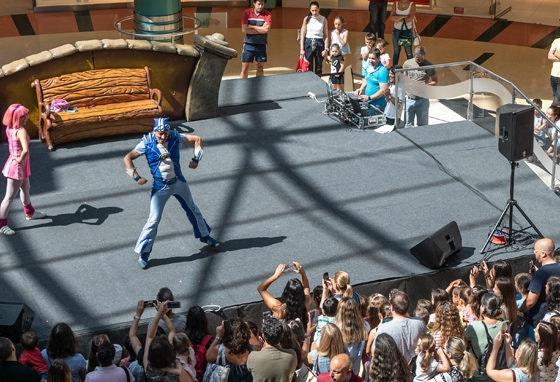 Vila Moleza: um concerto mágico que juntou pais e filhos