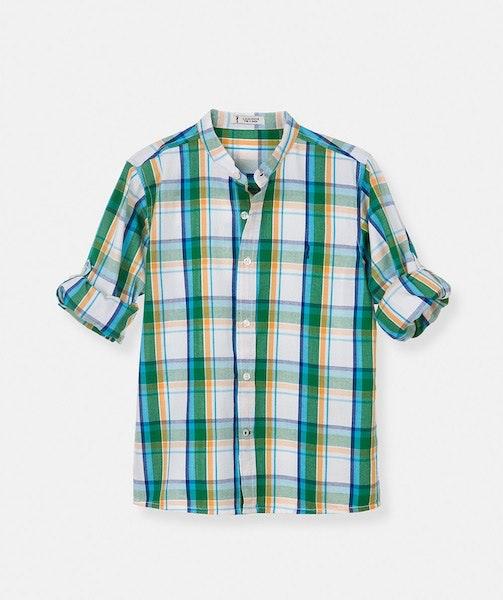 Camisa, Lanidor, antes a 31,90€ agora a 15,99€