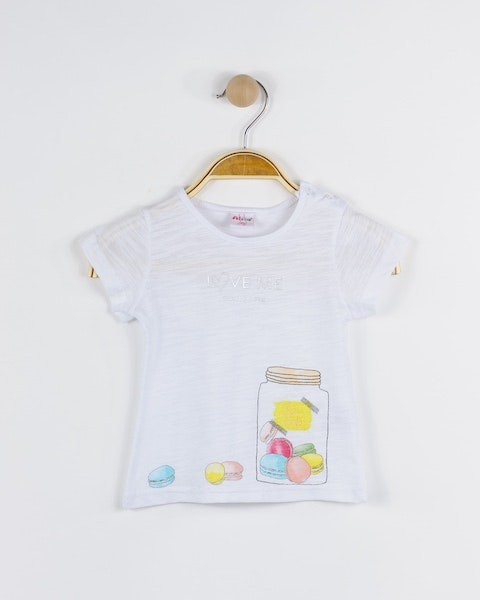 T-shirt, Ativo Kids, antes a 6,99€ agora a 5,99€