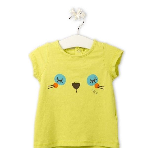 T-shirt, Tuc Tuc, antes a 12,95€ agora a 6,47€