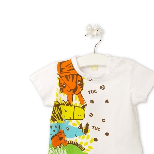 T-shirt, Tuc Tuc, antes a 12,95€ agora a 9,06€