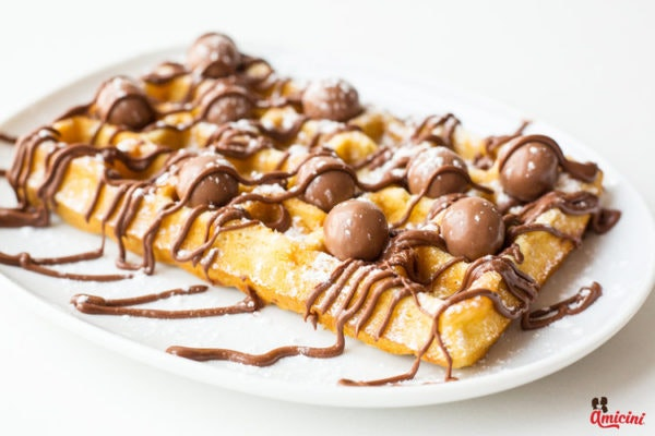 Waffle Maltesers