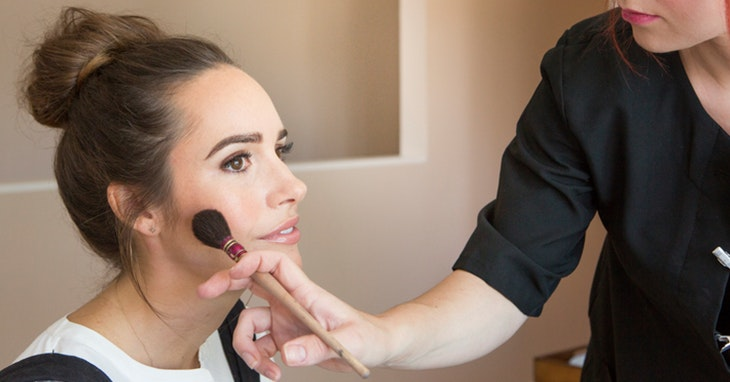 Consultoria de beleza e maquilhagem gratuita