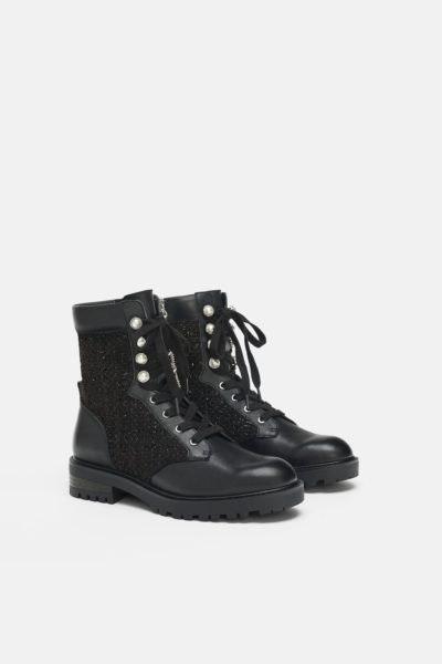 Botas, Zara, 69,95€