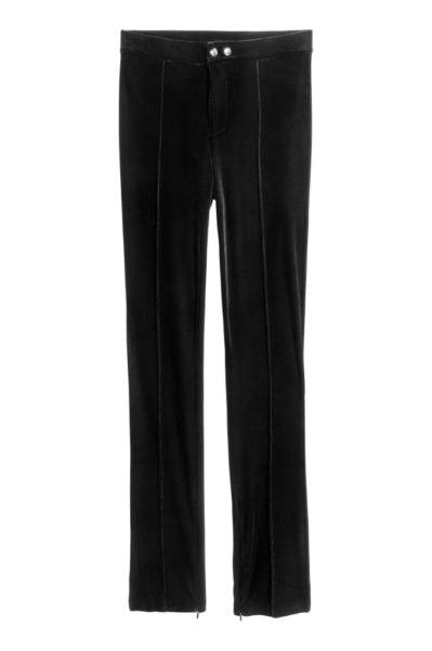 Calças pretas, H&M, 11,99€