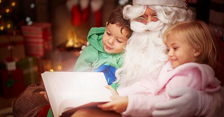 A alegria do Natal começa aqui!