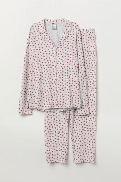 Pijama estampado, H&M, 19,99€