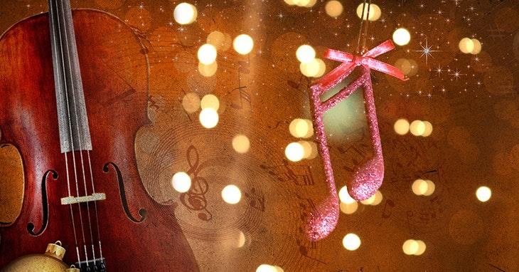 Tenha um Natal musical no nosso Centro!