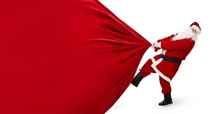 O melhor do Natal acontece aqui