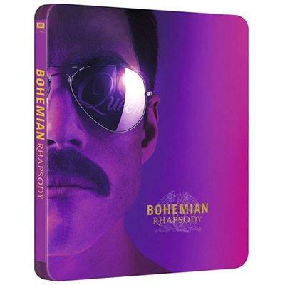 Filme Bohemian Rhapsody, edição steelbook em Blu-Ray, Pré-venda, 24,99€