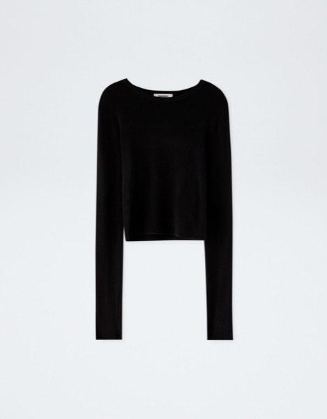 Camisola Pull&Bear, antes a 12,99€ e agora a 9,99€