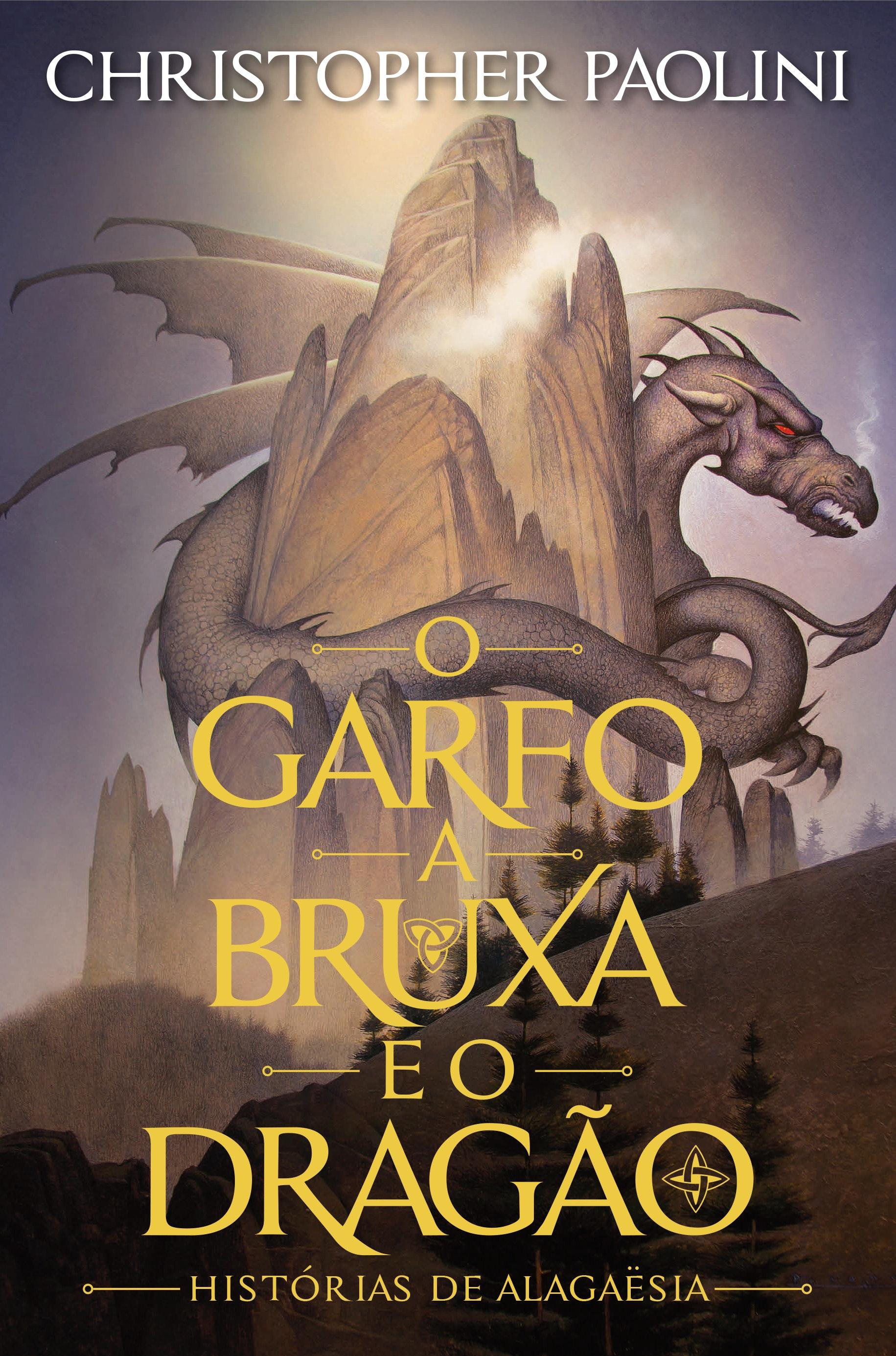 """""""O Gardo, a Bruxa e o Dragão"""", de Christopher Paolini, 15,21€"""