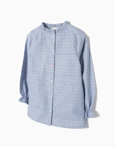 Camisa Zippy, antes a 17,99€ e agora a 7,99€