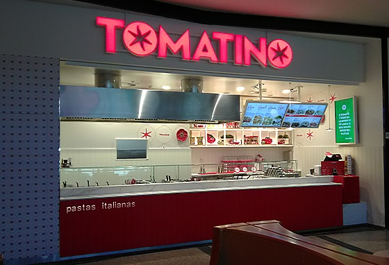 O Tomatino voltou ao GaiaShopping!