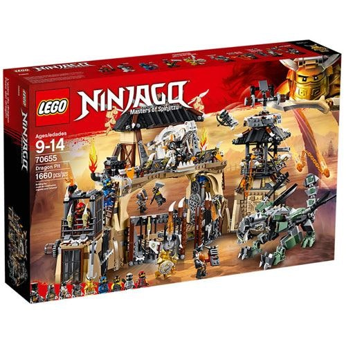 Ninjago, Fnac, 159,99€