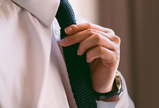 A gravata certa para cada ocasião
