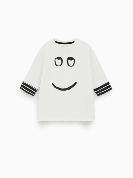 T-shirt Zara, 7,95€