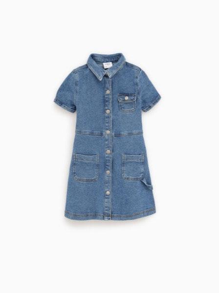 Vestido Zara, 22,95€
