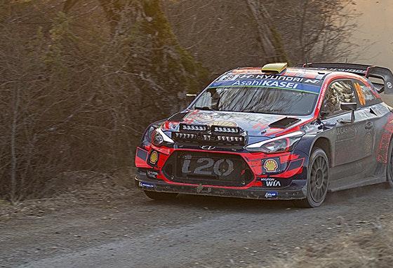Acelere até ao GaiaShopping com a WRC Experience!