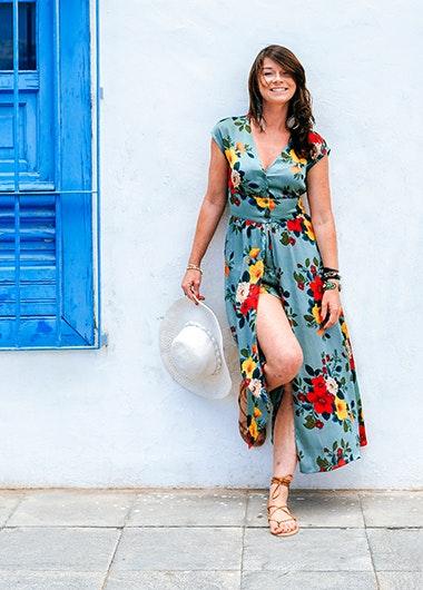 vestidos de primavera