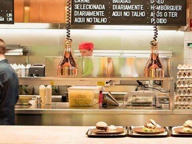 Talho Burger: uma experiência de comer e chorar por mais