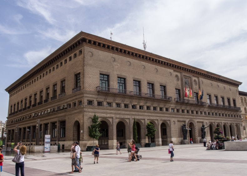 Conoce la Zaragoza contemporánea