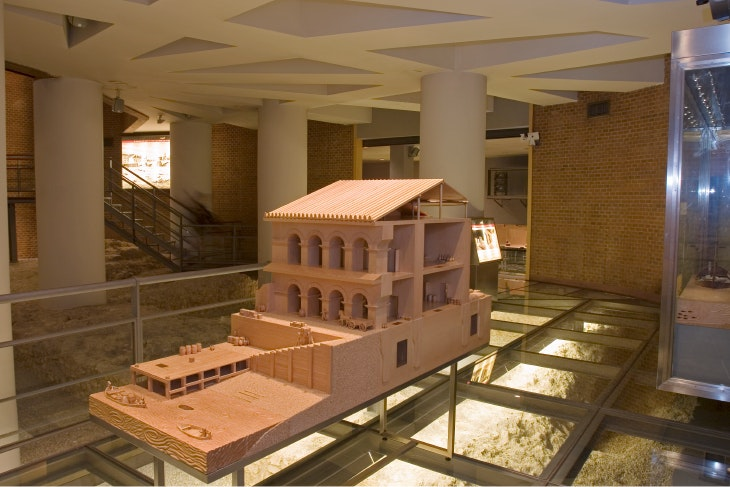 Una ruta por la Zaragoza romana