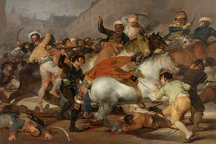 El-dos-de-mayo-de-1808-en-Madrid-(La-lucha-de-los-mamelucos)