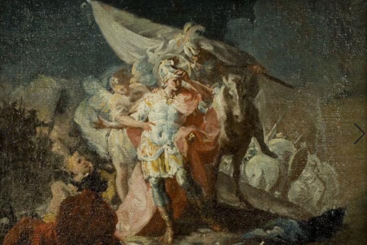 Grabados en el Museo de Goya Colección Ibercaja