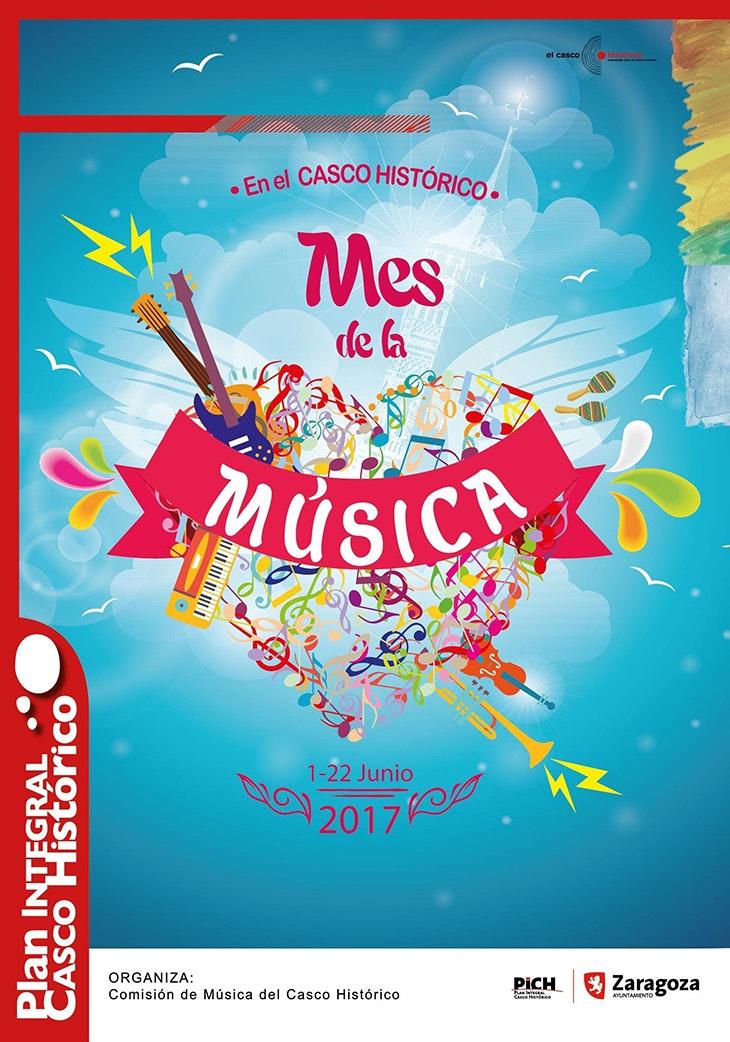 Mes de la Música en el Casco Histórico