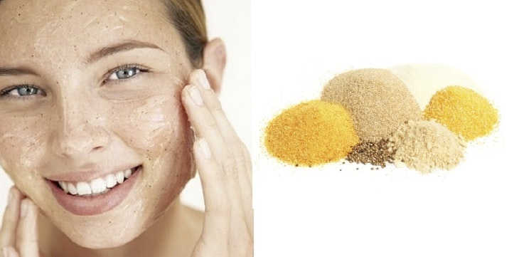 Exfoliante facial