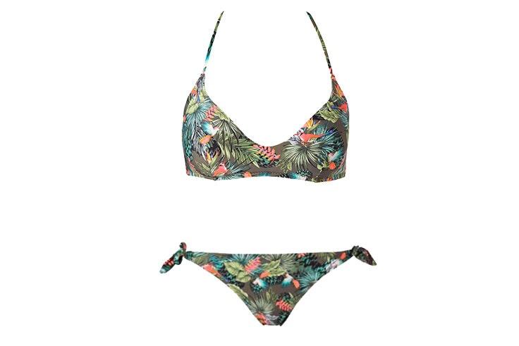 bikinis estampados de Calzedonia