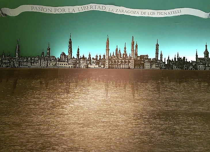 La Zaragoza de los PignatelliLa Zaragoza de los Pignatelli