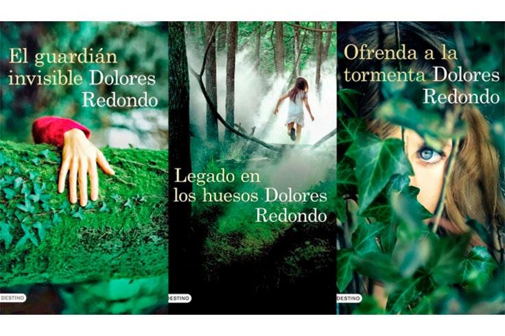La trilogía del Baztan - Dolores Redondo