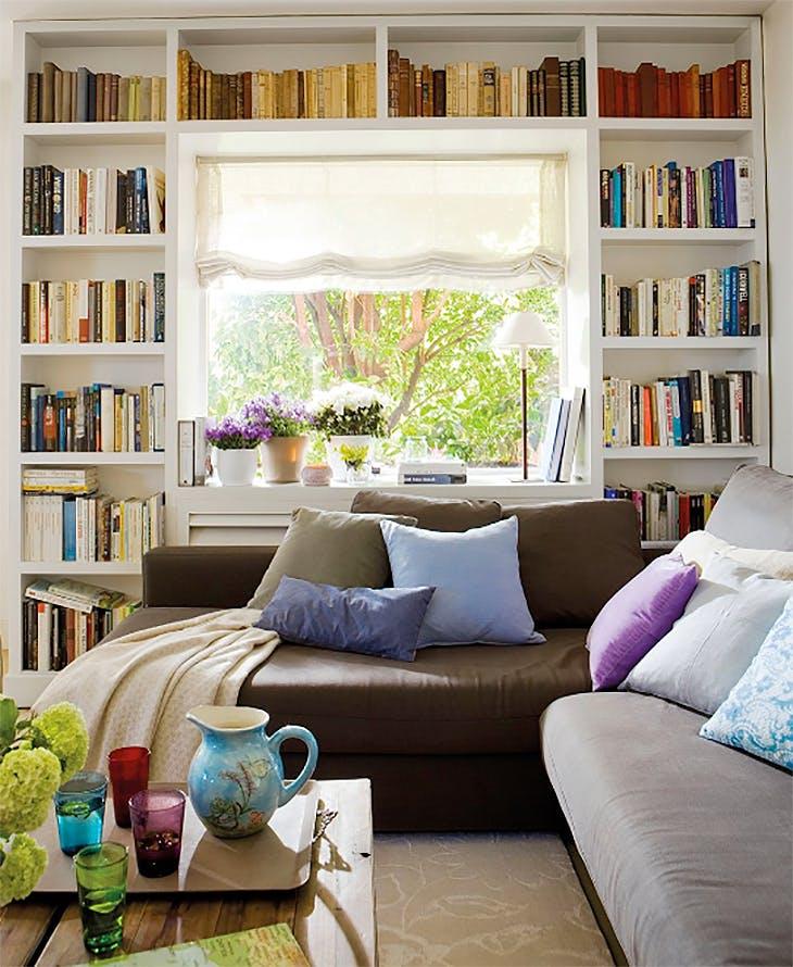 Consejos para decorar salones pequeños