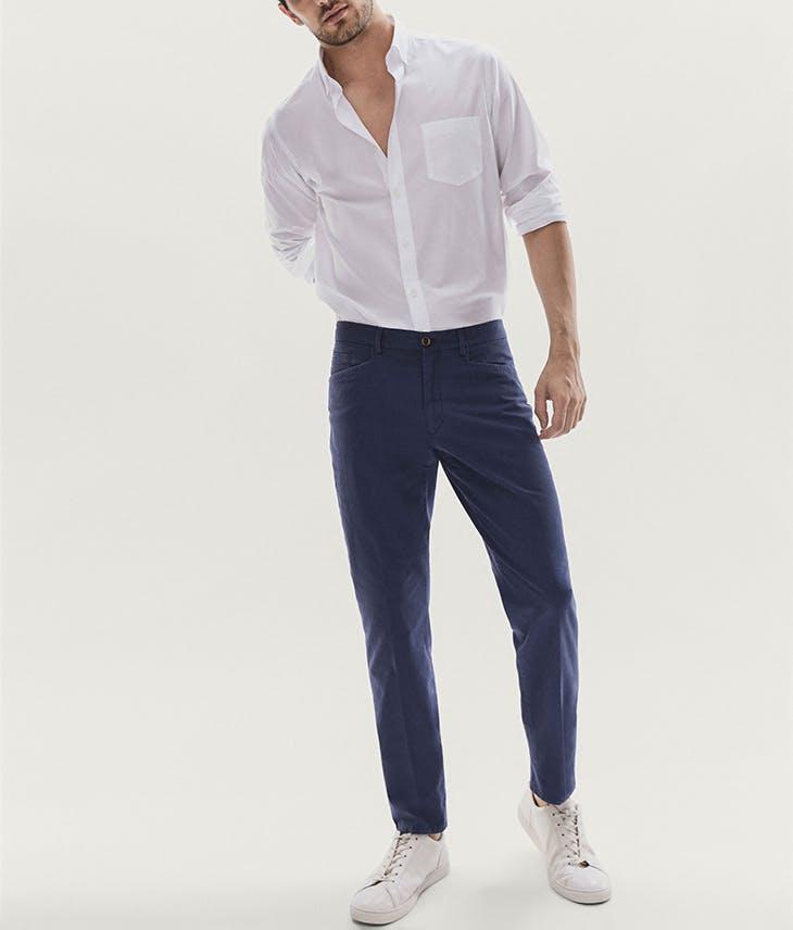 5 Pantalones De Vestir Para El Imprescindibles