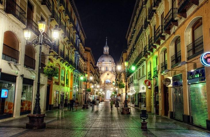 Descubre los siete pecados capitales en Zaragoza