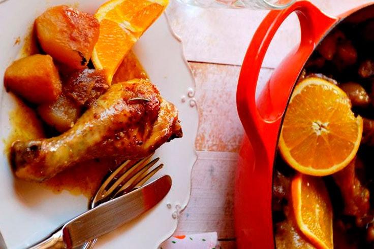 Recetas con muslos de pollo