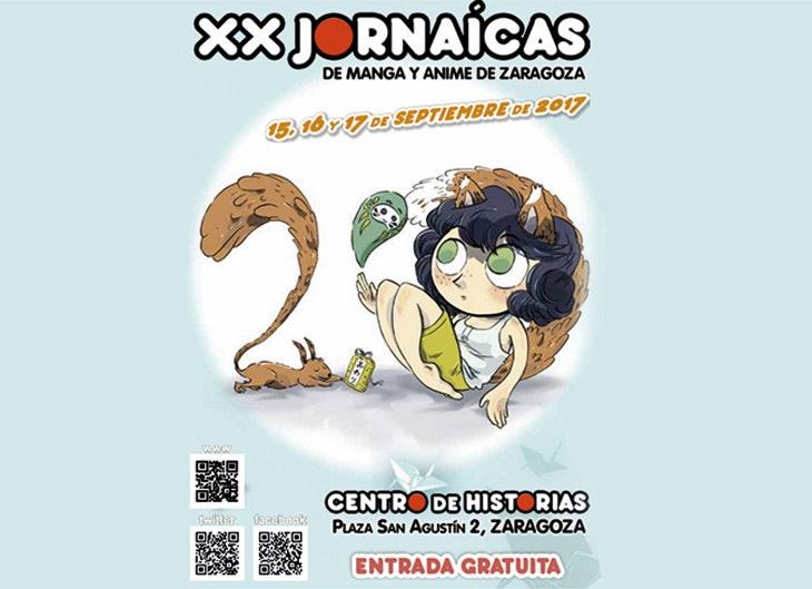 Jornaícas de Manga y Anime de Zaragoza
