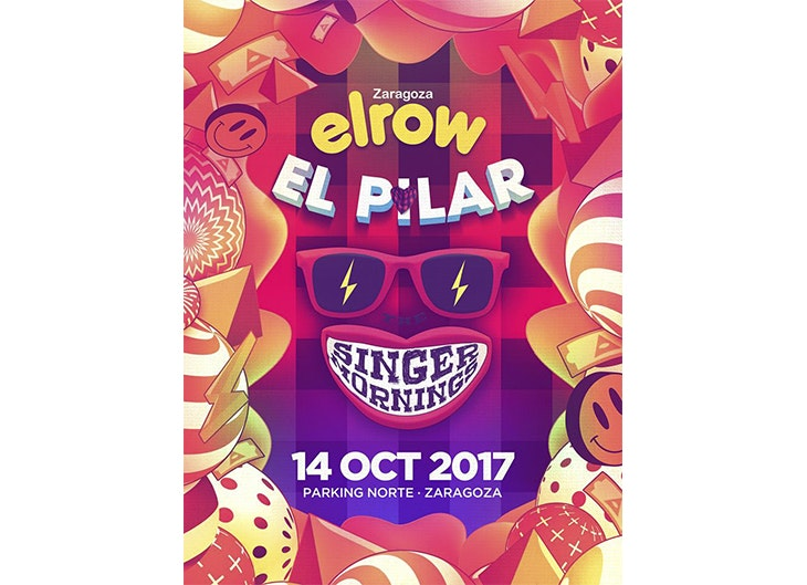 Elrow Goes to El Pilar