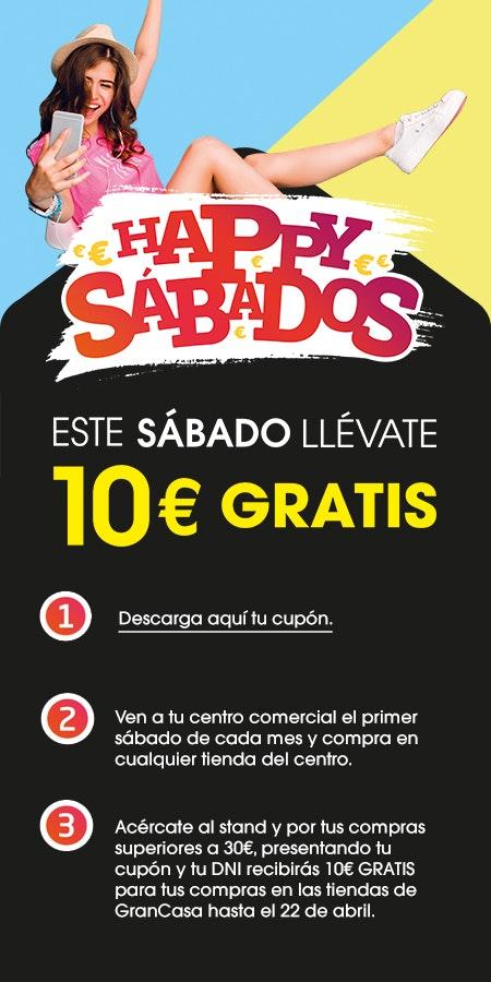 happy sabados grancasa