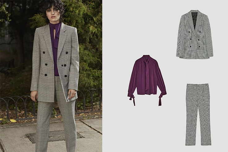 moda, look, retro, otoño