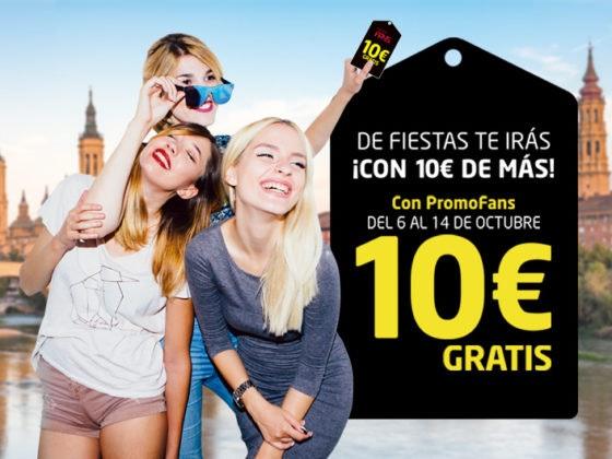 promoción, Pilar, Zaragoza, local