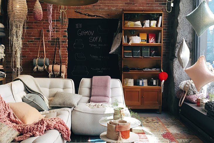 decorar un salón pequeño