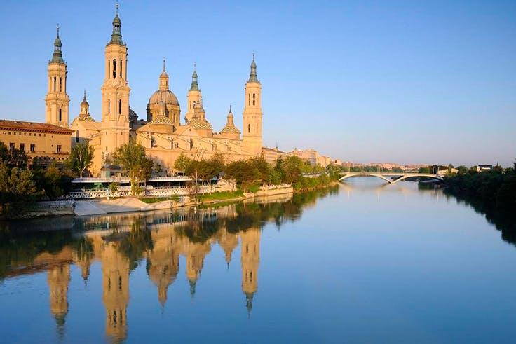 Basilica, Pilar, Zaragoza