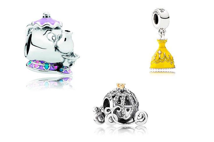 joyería, joyas, Pandora, Disney