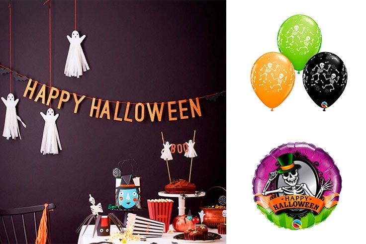 Halloween decoración fiesta