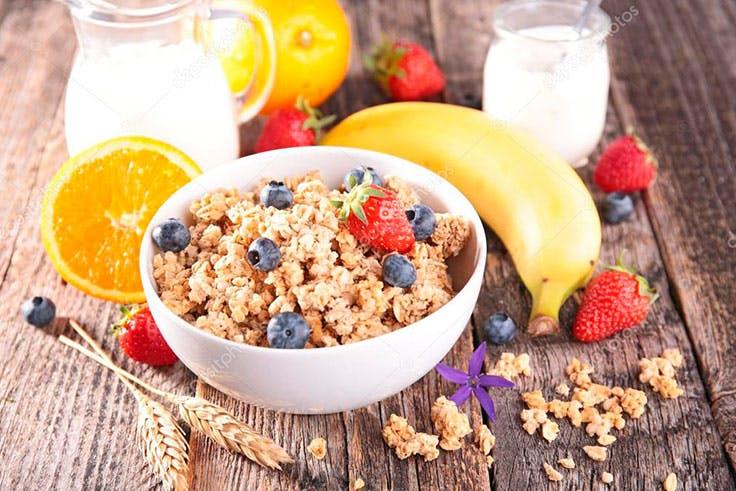 Desayuno, saludable, healthy, alimentación