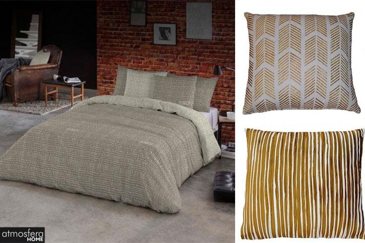 Dormitorio, decoración, tendencias, otoño