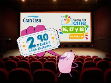 Fiesta del cine Gran Casa